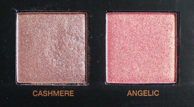 Huda Beauty Desert Dusk Eyeshadow Palette 7 Cashmere Angelic
