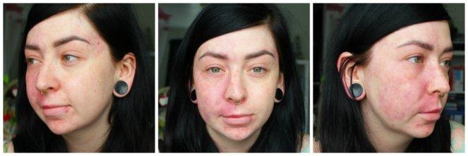 No Makeup Collage