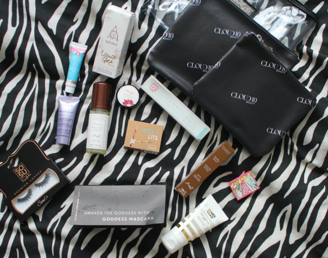 Cloud 10 Beauty Bag