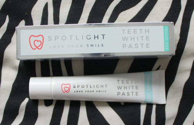 Spotlight Teeth White Paste