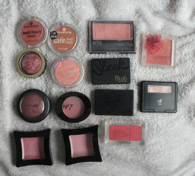 Blush Getting Rid