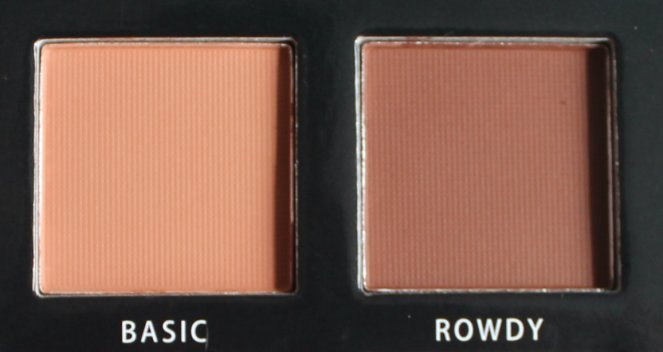 BPerfect Cosmetics x Stacey Marie Carnival Palette Basic Rowdy