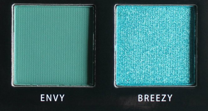 BPerfect Cosmetics x Stacey Marie Carnival Palette Envy Breezy