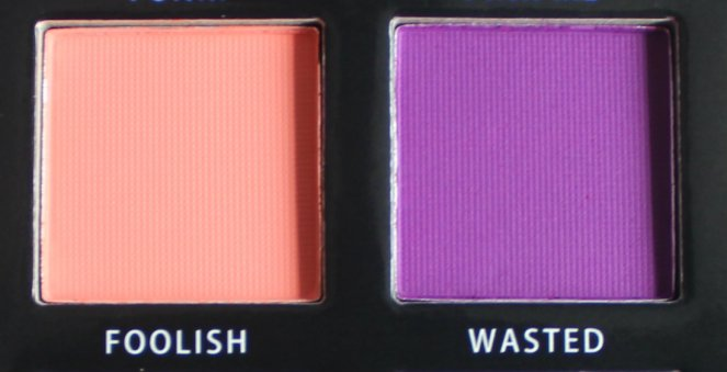 BPerfect Cosmetics x Stacey Marie Carnival Palette Foolish Wasted