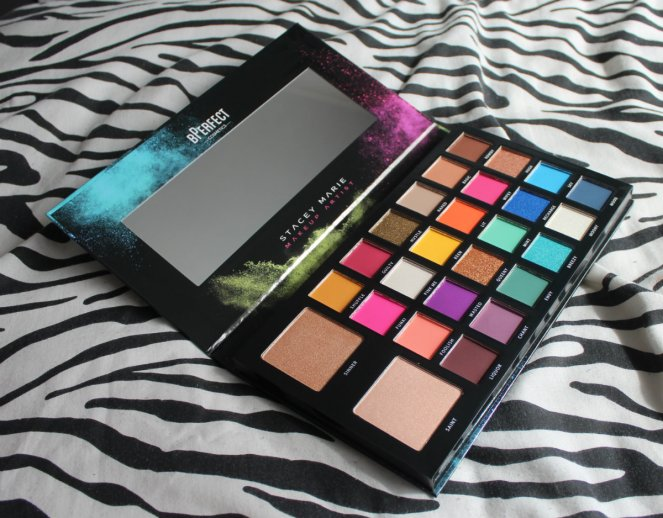BPerfect Cosmetics x Stacey Marie Carnival Palette Mirror