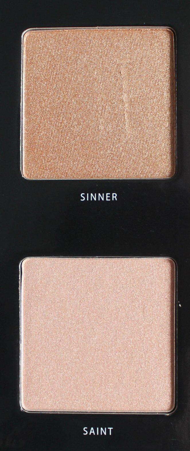 BPerfect Cosmetics x Stacey Marie Carnival Palette Sinner Saint
