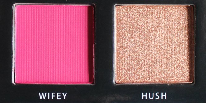 BPerfect Cosmetics x Stacey Marie Carnival Palette Wifey Hush