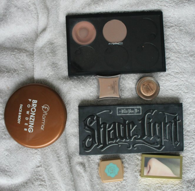 Bronzer Keeping
