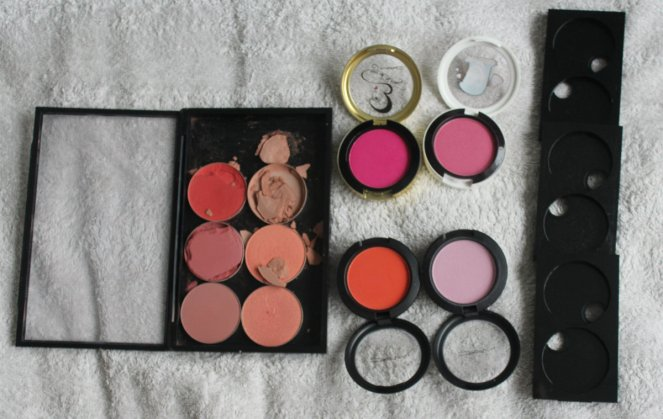 MAC Blush Project