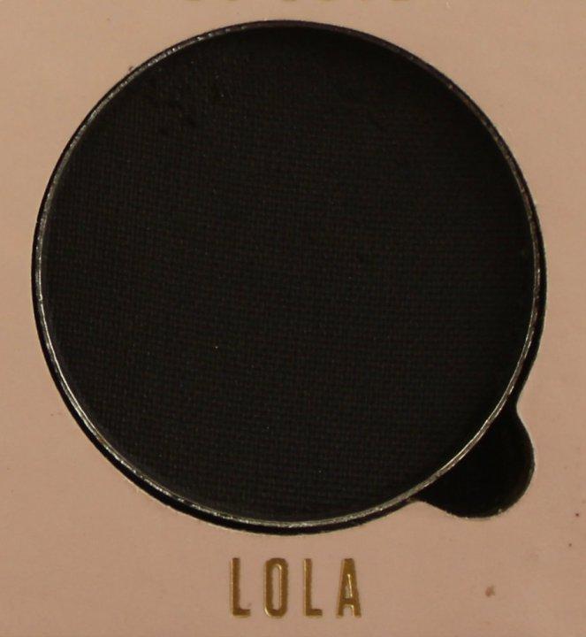 Belle Jorden x Obsession Eyeshadows Lola