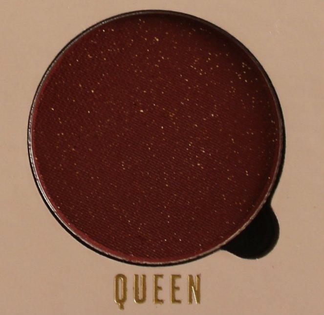 Belle Jorden x Obsession Eyeshadows Queen