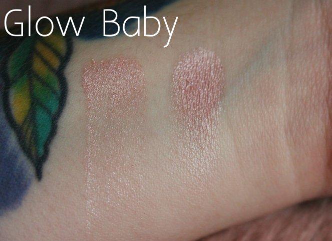 Glow Baby Swatch